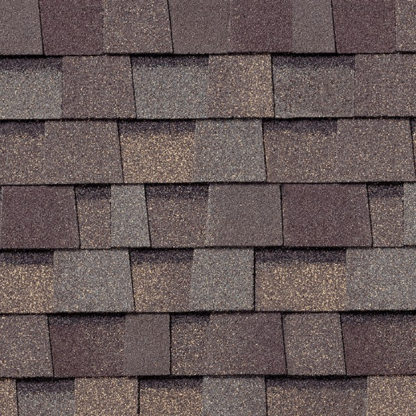 Tamko Heritage Premium Laminated Shingles Natural Timber
