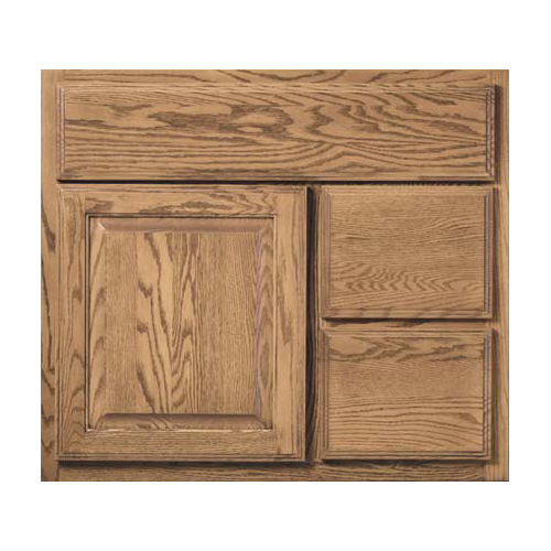 Bertch quebec hickory vanity driftwood carter lumber for Bathroom cabinets quebec
