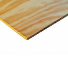"1/2"" - 4'X8' BC Exterior Yellow Pine Sanded Plywood"