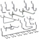 51Pc Pegboard Hook Assortment