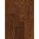 "Saddle 3/4"" x 2 1/4"" x RND to 84"" Eagle Ridge Solid Oak"