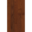 "Rifle Oak 3/4"" x 4"" x RND 9"" to 84"" Golden Opportunity Solid Oak"
