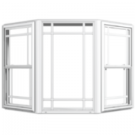 Jeld-Wen Siteline EX Bay Windows