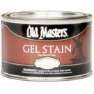 Gel Stain Dark Walnut