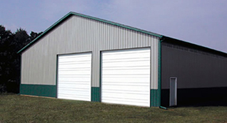 Carter Lumber offers extra space with agricultural pole barns