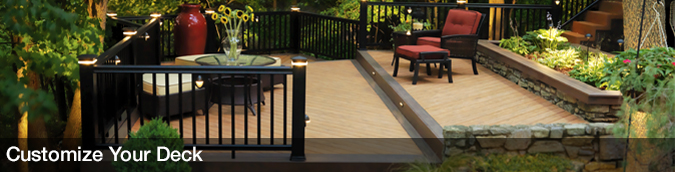 Customize your deck