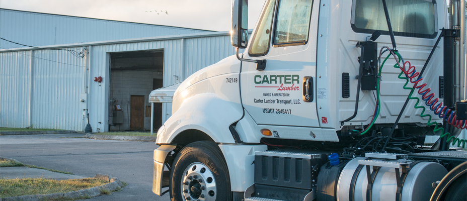 Delivery | Carter Lumber
