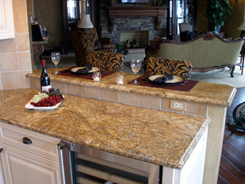 Granite countertops for your kitchen project