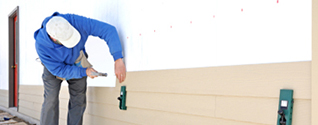 Remodeling and home siding projects