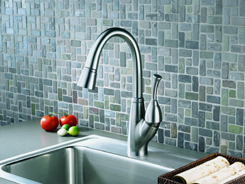 Kitchen faucets and more at Carter Lumber