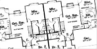 home building plans one two story home plans carter