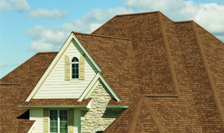 strong, durable roofing and roofing projects by Carter Lumber