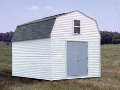 Satesman metal storage sheds